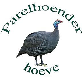 Logo Parelhoenderhoeve